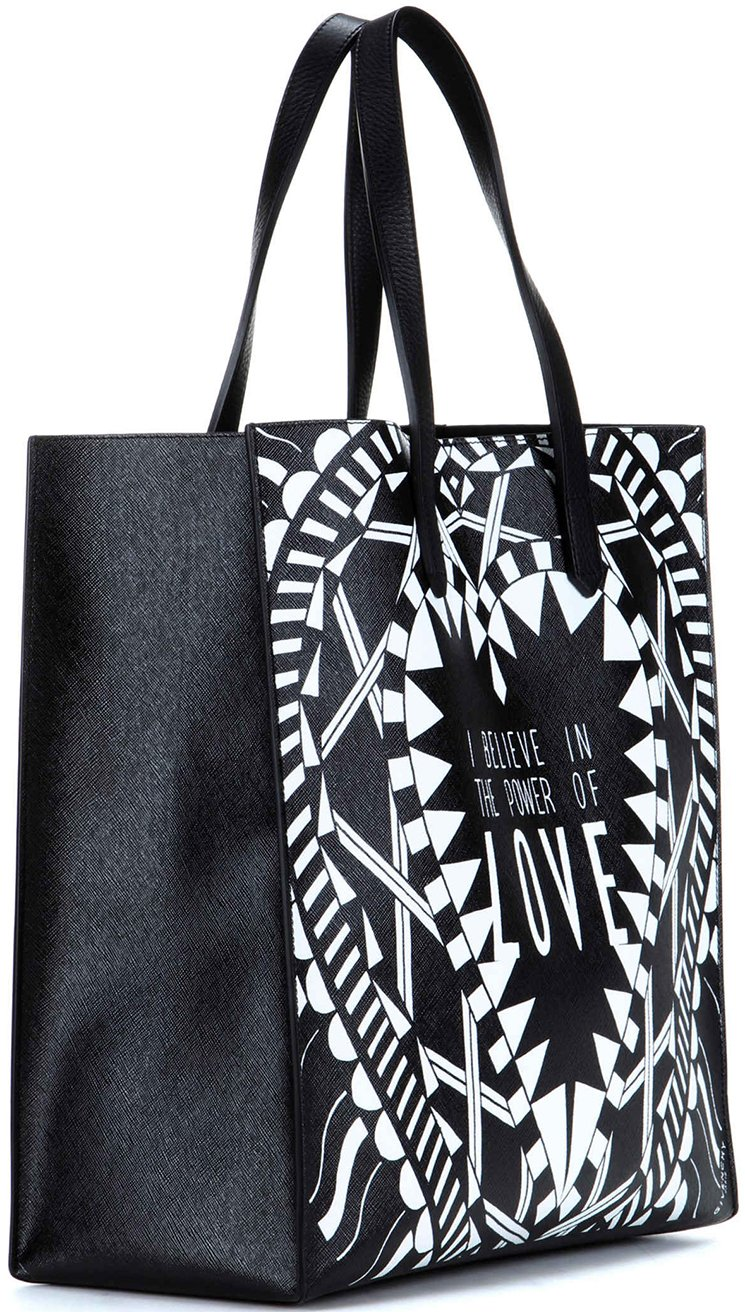 be71dcef26 Givenchy I Believe In The Power Of Love Tote