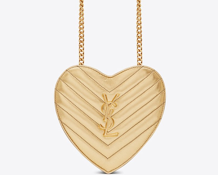 Saint-Laurent-Small-Love-Heart-Chain-Bag-3