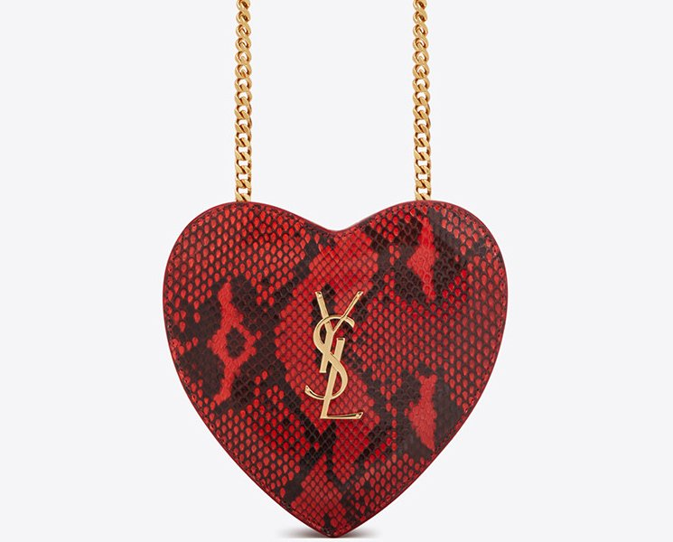 Saint-Laurent-Small-Love-Heart-Chain-Bag-4