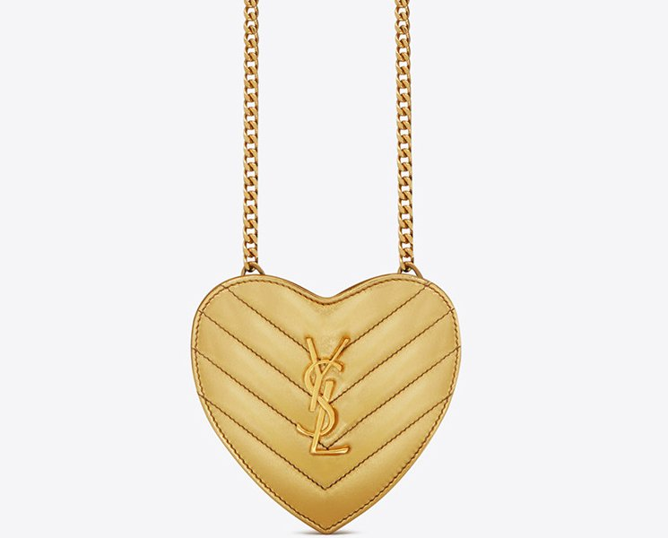 Saint-Laurent-Small-Love-Heart-Chain-Bag-5