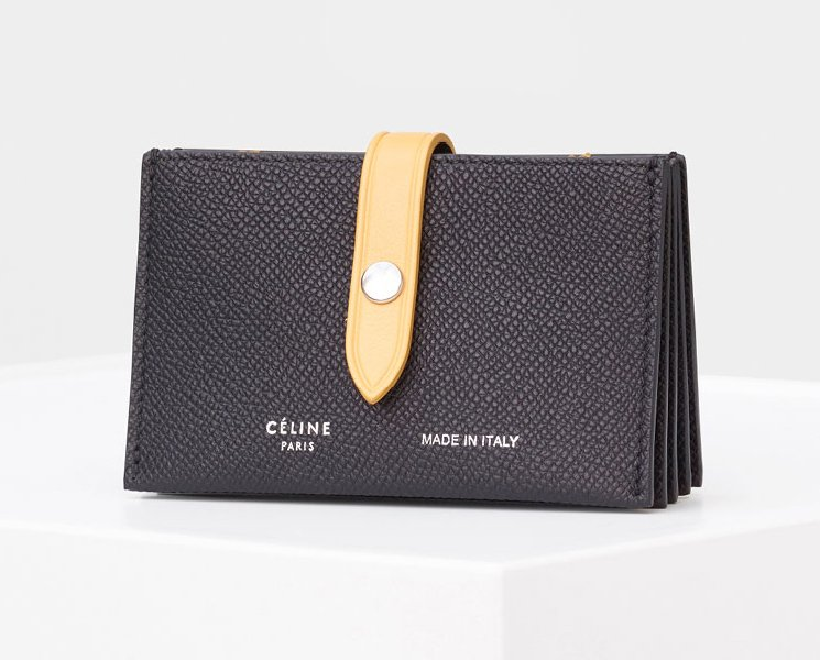 Celine-trap-Accordeon-Card-Holder