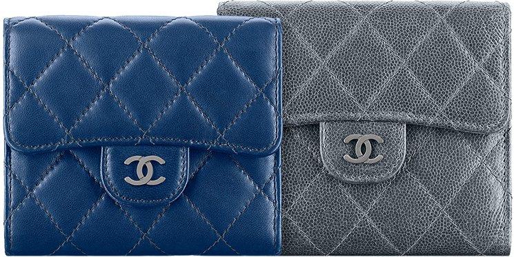 Chanel-Small-Zip-Pocket-Wallets