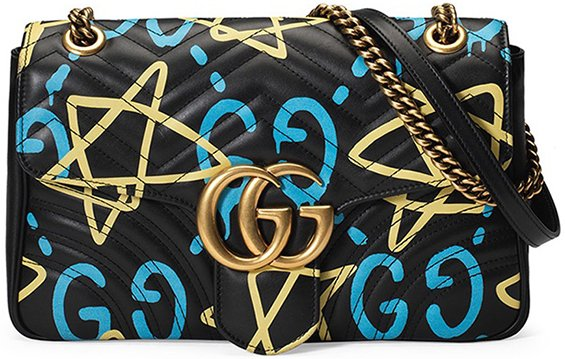 3d7fafa6efc Gucci GucciGhost Bag Collection