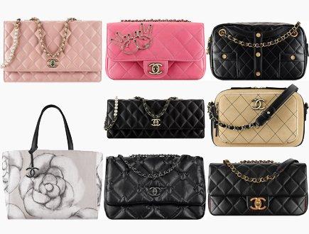 845e80bc05d56 Chanel Fall Winter 2016 Seasonal Bag Collection Act 2