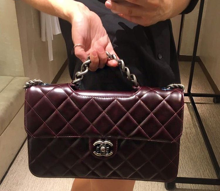 Chanel-Large-Chain-Flap-Bag-2