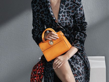 68c217c743 Dior Fall Winter 2016 Bag Campaign Featuring New Diorever Bag ...