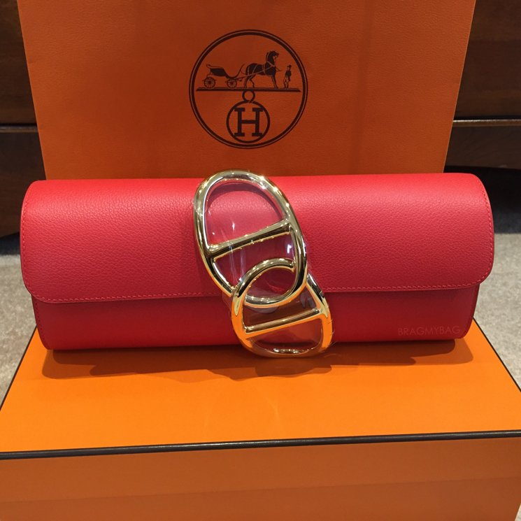 0b7330799e17 Shopping with Kitmin  Hermes Egee Clutch