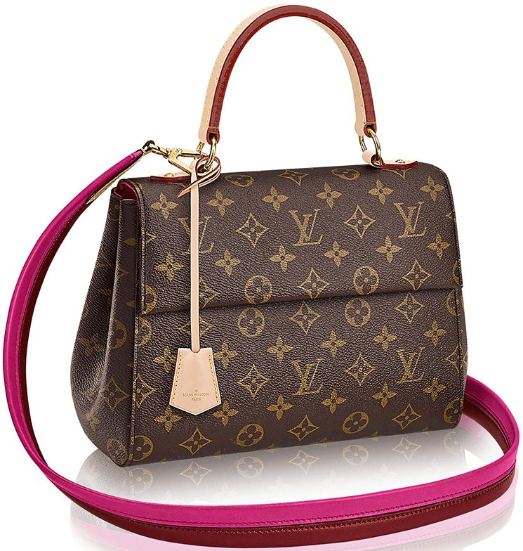 a6ed5c989189 Louis Vuitton Cluny Bag in Monogram Canvas - Bragmybag