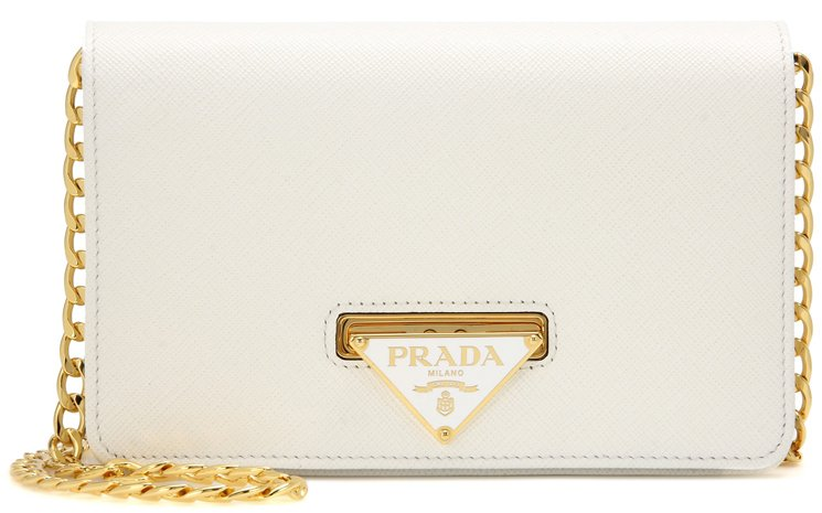 901ca75a7c1e Prada Galleria Saffiano Lux Wallet On Chain Bag