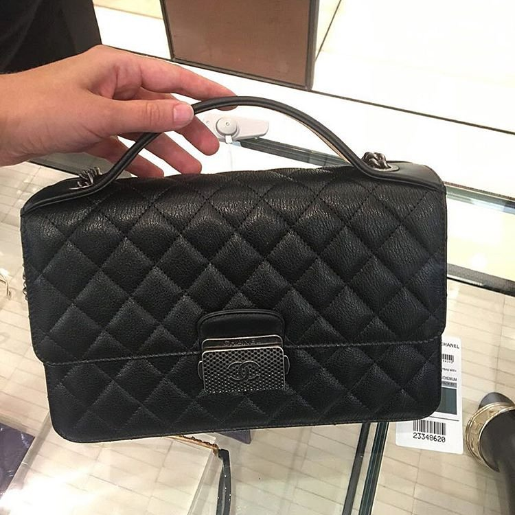 Chanel CC University Bag – Bragmybag 51c62d97390b4