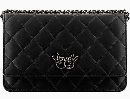 b421da660af72 Chanel Emoticon Wallet On Chain