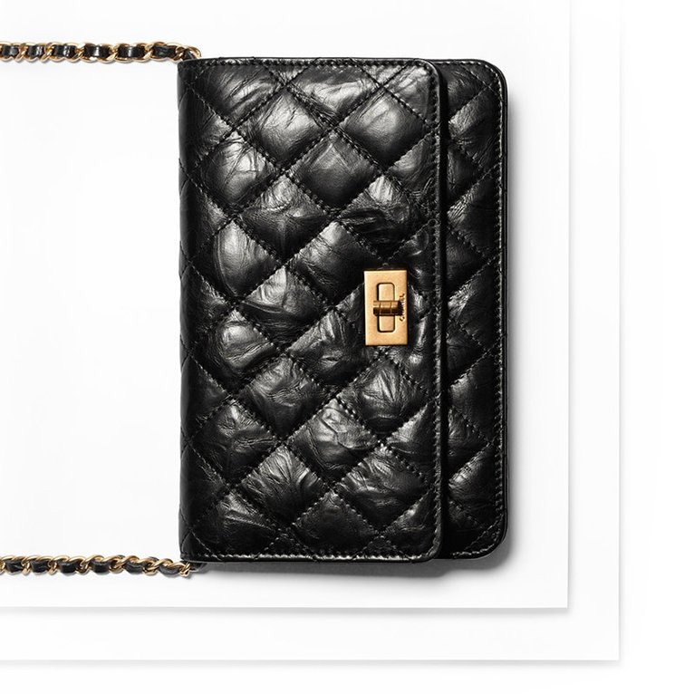 98e9868c536345 Chanel Reissue 2.55 WOC   Bragmybag
