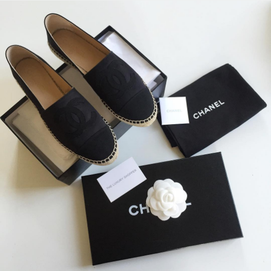chanel-satin-espadrilles