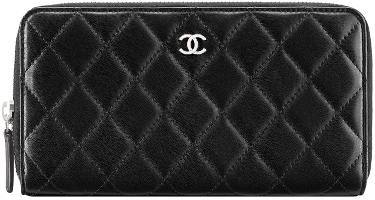 chanel-zip-around-wallet-prices