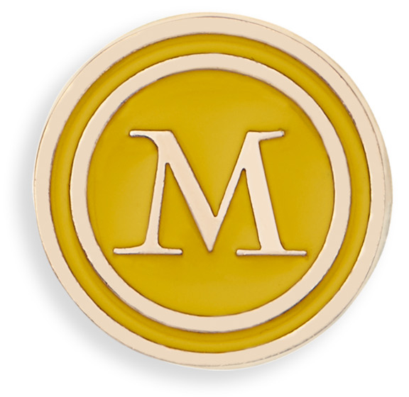 dior-letter-m-lucky-badge