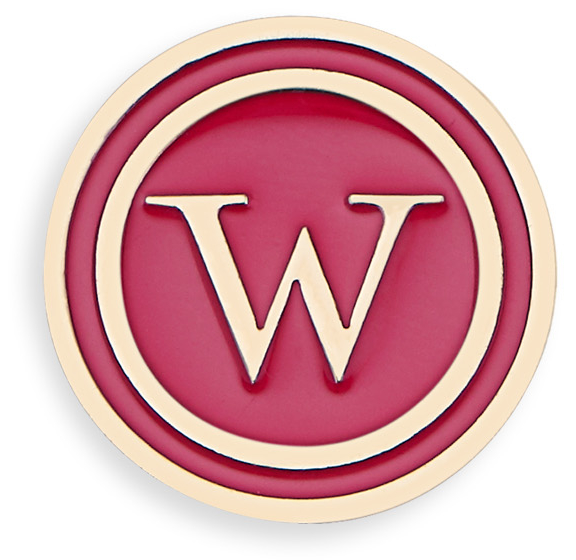 dior-letter-w-lucky-badge