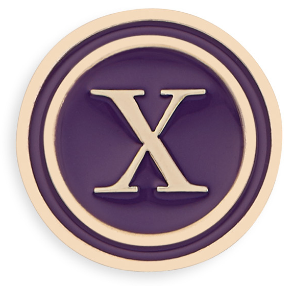 dior-letter-x-lucky-badge