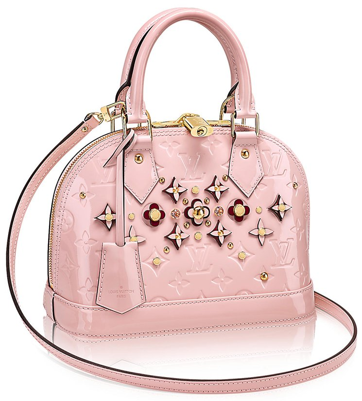 Louis vuitton alma flower bag bragmybag for Louis vuitton miroir alma bag price