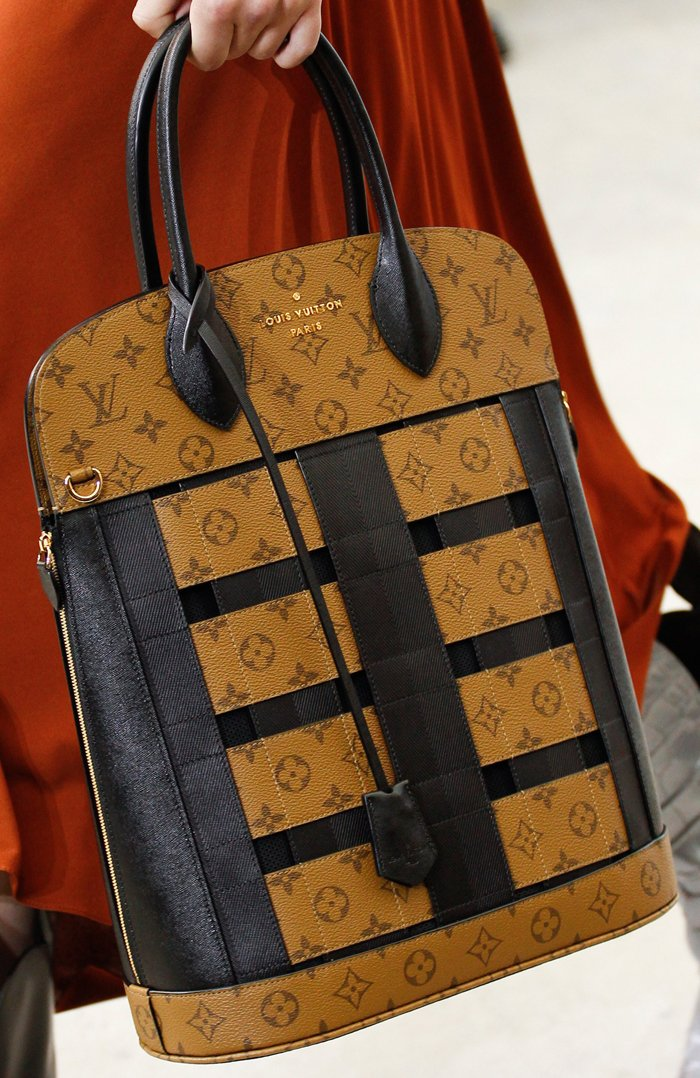 f5db86a68b Louis Vuitton Spring Summer 2017 Runway Bag Collection
