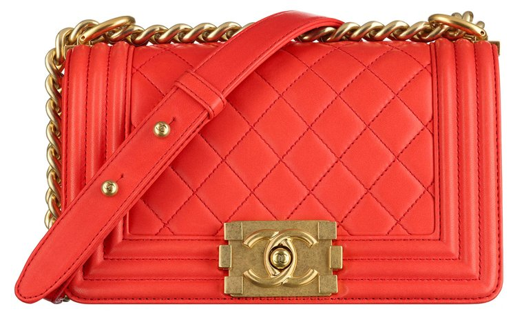 58eb843dae37 Chanel Cruise 2017 Classic And Boy Bag Collection