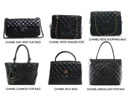 ad7ca4bcf6c9 Chanel Discontinued Bags