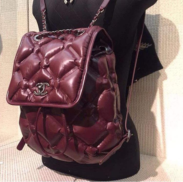 Chanel Oversized Quilted Backpack | Bragmybag : chanel quilted backpack - Adamdwight.com