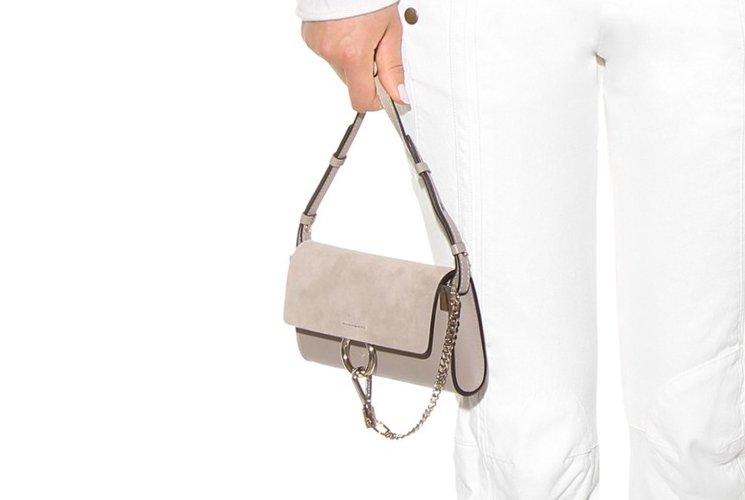 chloe faye wallet with strap bragmybag. Black Bedroom Furniture Sets. Home Design Ideas
