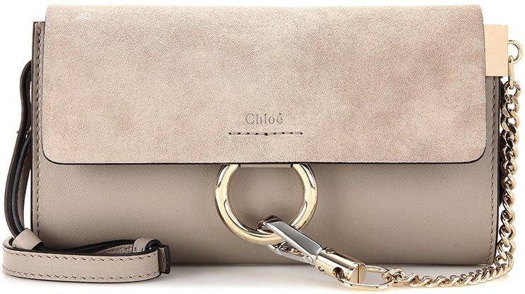 Chloe Faye Wallet With Strap – Bragmybag d67fa9c5738df