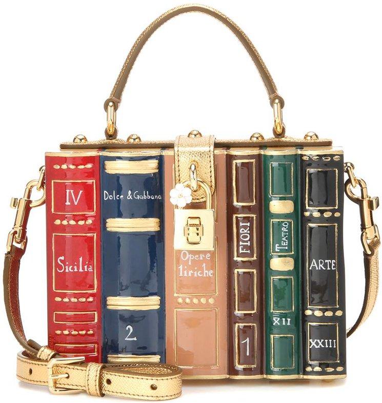 Dolce & Gabbana Dolce Book Bag | Bragmybag