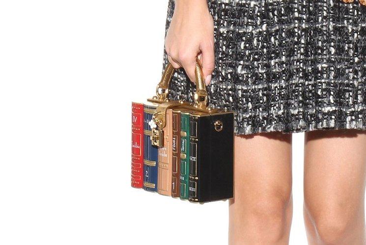 Dolce   Gabbana Dolce Book Bag – Bragmybag 347f5675eb601
