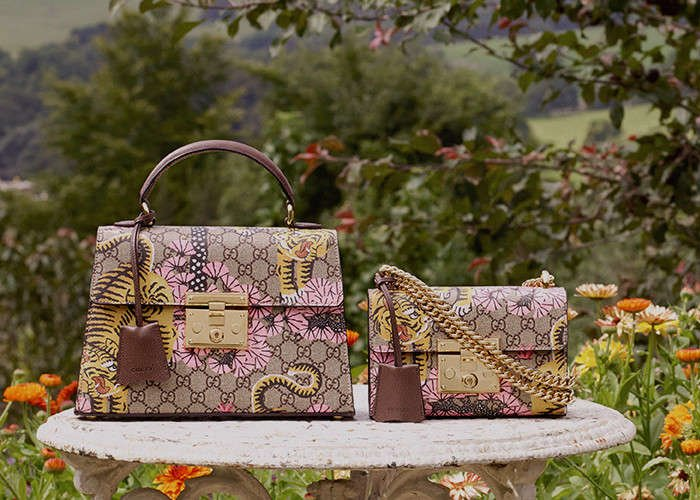 Gucci Bengal Print Bag Collection Bragmybag