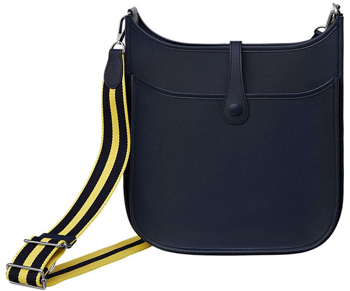 hermes-evelyne-iii-bag-with-striped-strap-2