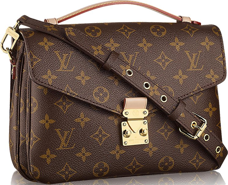 Louis Vuitton Pochette Metis Bag Bragmybag