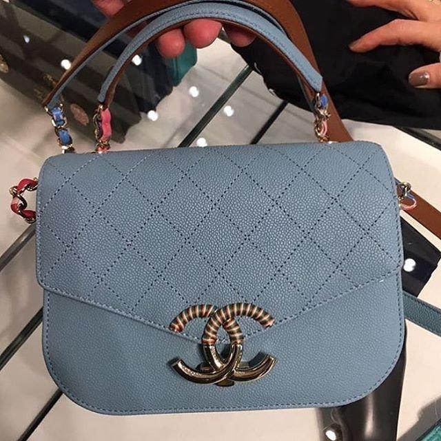 Chanel Cuba CC Flap Bag – Bragmybag bb089f7fd8b52