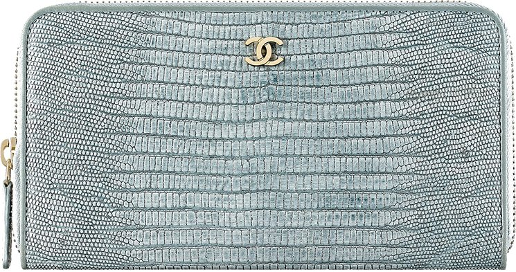 chanel-lizard-zip-around-wallet
