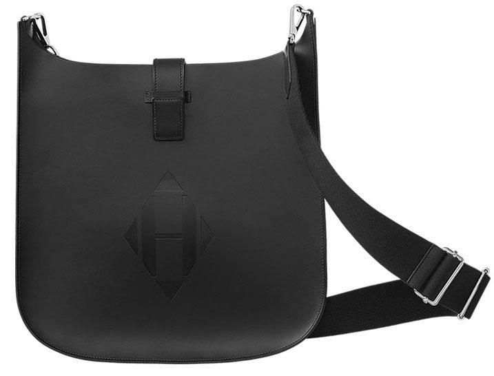 Hermes-Evelyne-Sellier-Diamond-H-Bag-2