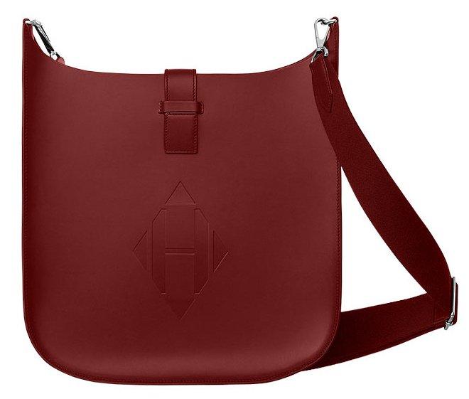 Hermes-Evelyne-Sellier-Diamond-H-Bag