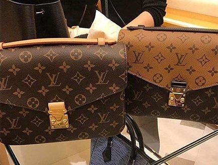 3360a49bbc5e Louis Vuitton Reversed Monogram Pochette Metis Bag