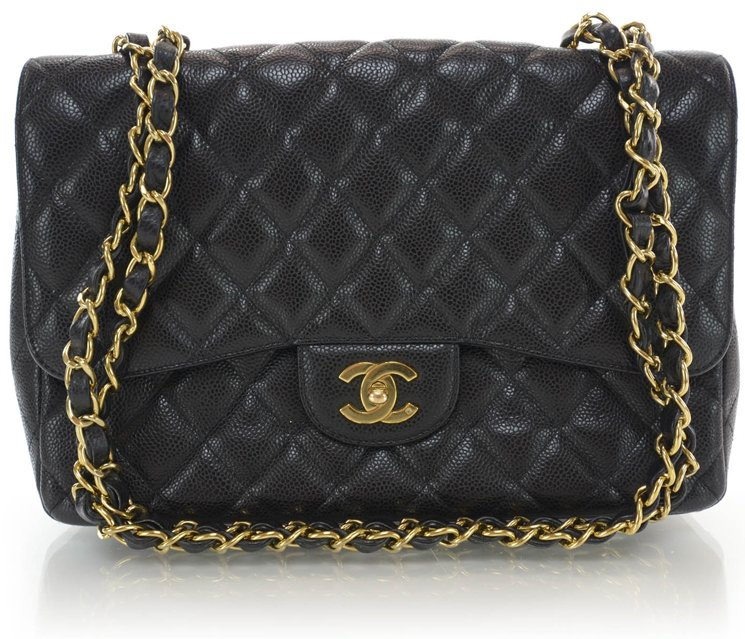 f86872c05555 Shopping With J  Chanel Jumbo Classic Single Flap Bag