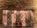 Boy Chanel Cuba Pink Green Bag