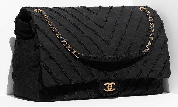 Chanel-Canvas-Chevron-Bag-2