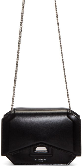 Givenchy-Bow-Cut-Chain-Wallet-Bag
