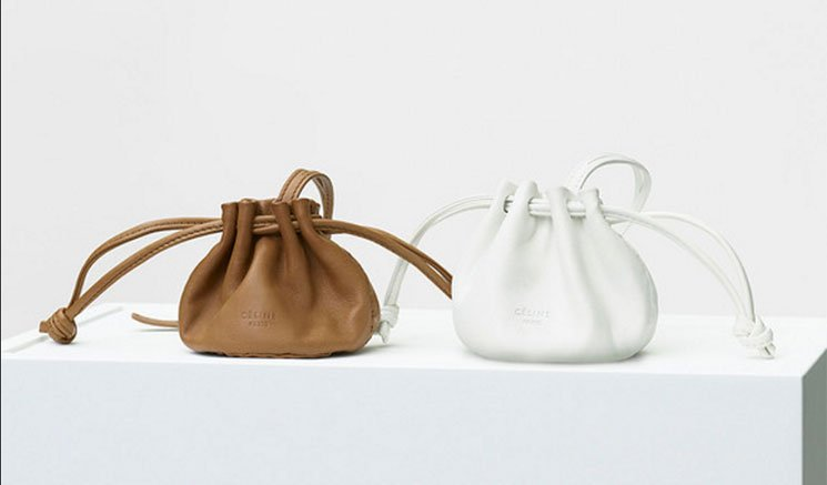 Celine-Croissant-Charm-Bag