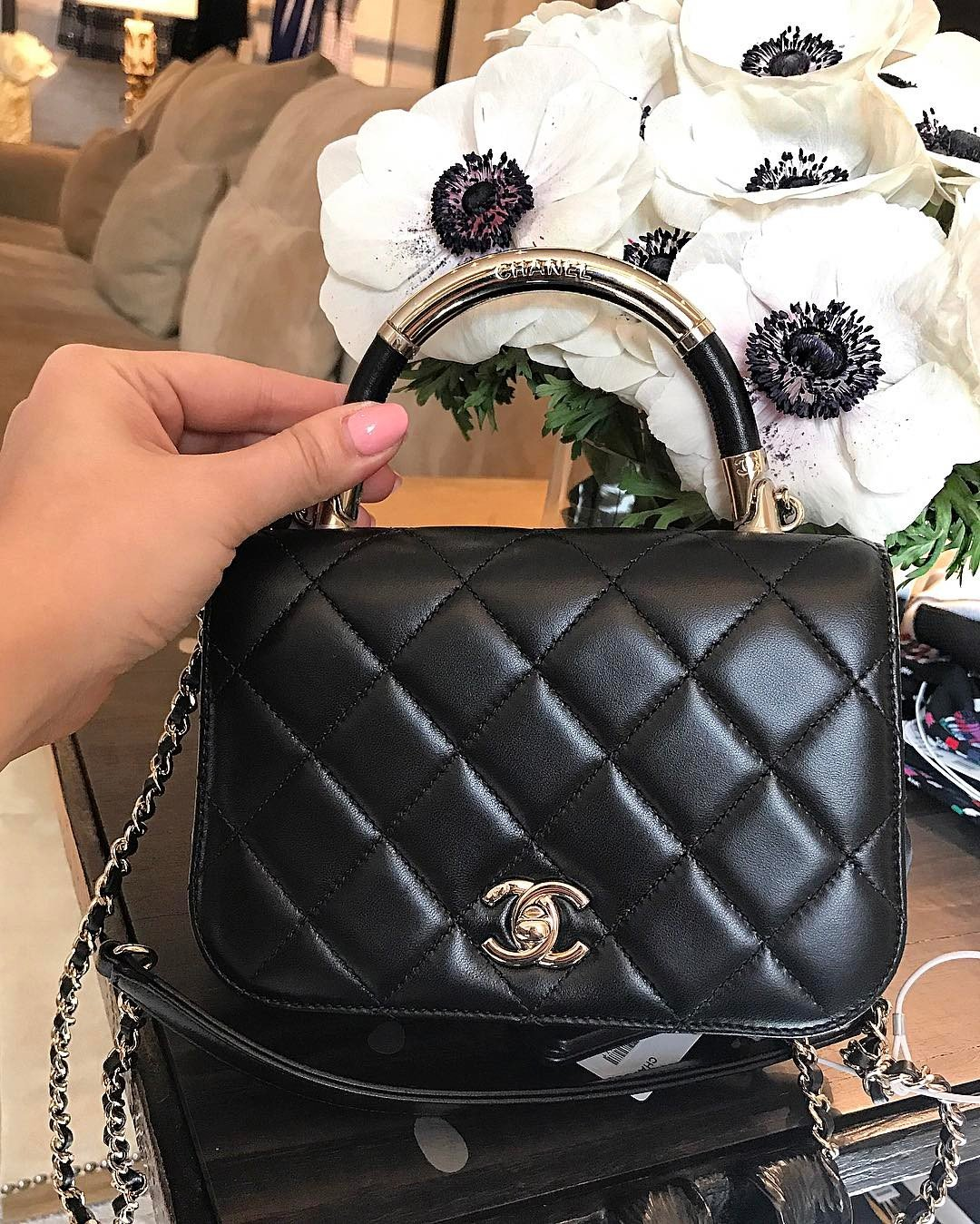 Chanel-Carry-Chic-Flap-Bag