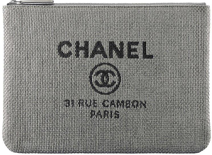 Chanel-Deauville-Pouches