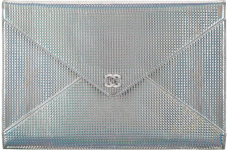 Chanel-Metallic-Studded-Clutch-Bag-3