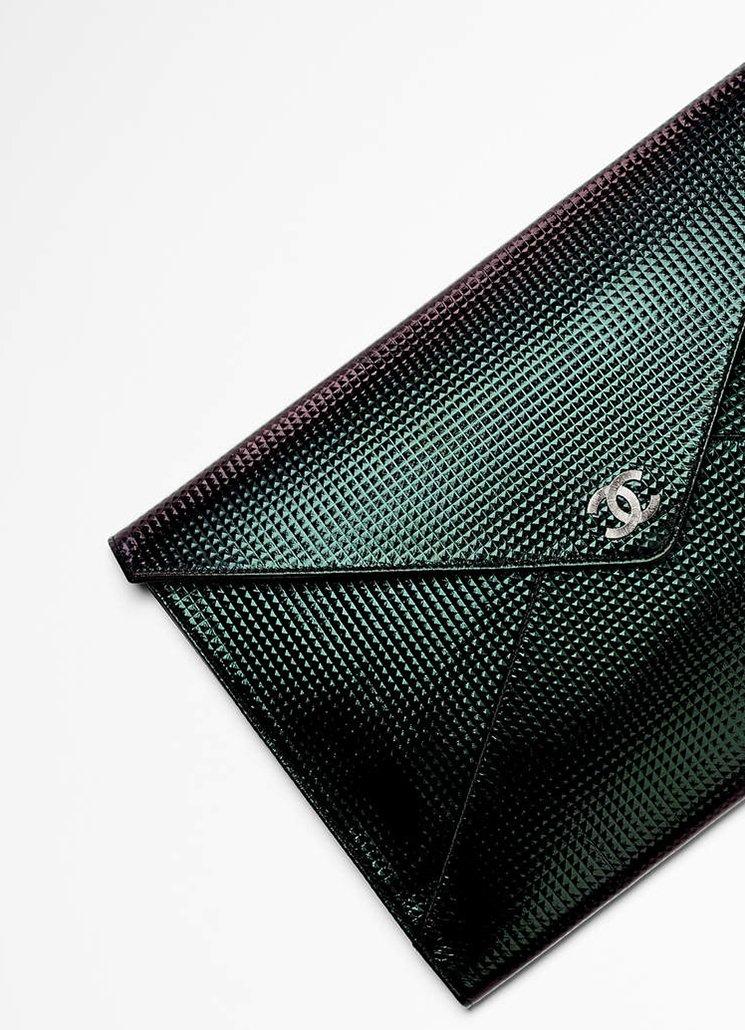 Chanel-Metallic-Studded-Clutch-Bag-5