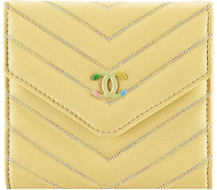 Chanel-Multicolor-Chevron-Wallets-3