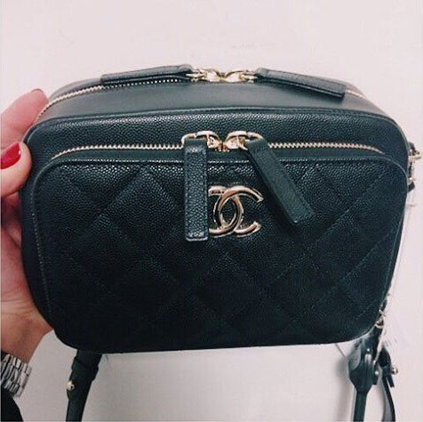 ffa4260804bb Chanel Business Affinity Camera Case | Bragmybag