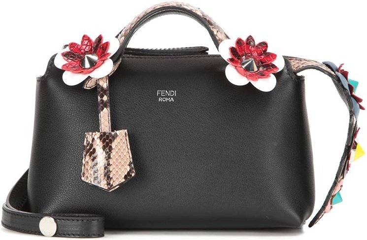 Fendi-Flower-By-The-Way-Bag-with-Croc-Leather-Tag-2